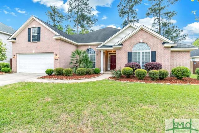 159 Steven Street, Richmond Hill, GA 31324 (MLS #204920) :: Coastal Savannah Homes