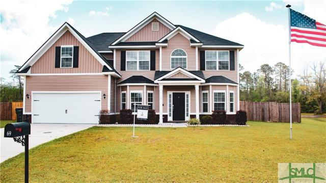 69 Camarillo Court, Ludowici, GA 31316 (MLS #205028) :: Coastal Savannah Homes