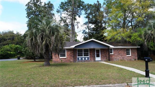 402 Inglewood Drive, Savannah, GA 31406 (MLS #205057) :: Coastal Savannah Homes