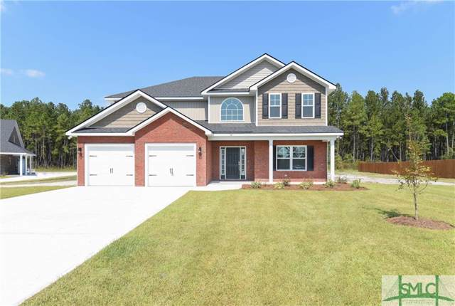 66 Jaci Lane NE, Ludowici, GA 31316 (MLS #205112) :: The Randy Bocook Real Estate Team