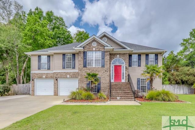 65 Parker Lane, Richmond Hill, GA 31324 (MLS #205116) :: Coastal Savannah Homes