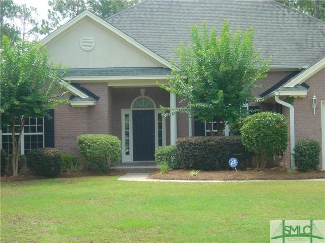 35 Downie Court, Richmond Hill, GA 31324 (MLS #205138) :: The Arlow Real Estate Group