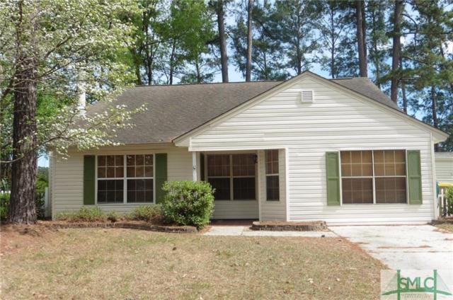 105 Osprey Drive, Richmond Hill, GA 31324 (MLS #205158) :: The Arlow Real Estate Group