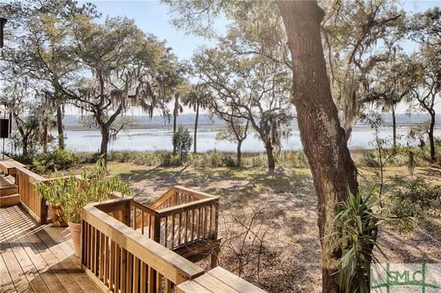 100 Green Island Road, Savannah, GA 31411 (MLS #205201) :: Liza DiMarco