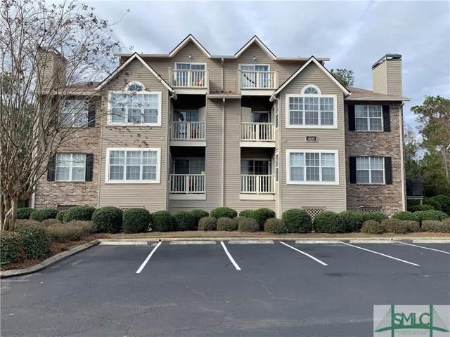 12300 Apache Avenue #605, Savannah, GA 31419 (MLS #205222) :: The Arlow Real Estate Group