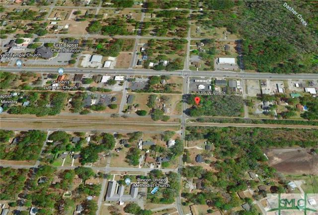 119 W 9th Street, Rincon, GA 31326 (MLS #205226) :: The Randy Bocook Real Estate Team