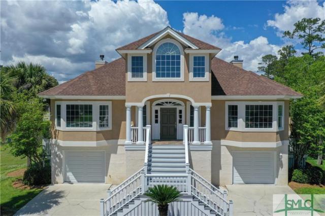 6 Palm Grove Court, Savannah, GA 31410 (MLS #205271) :: Karyn Thomas