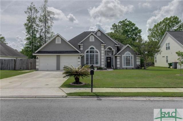 121 Legends Road, Pooler, GA 31322 (MLS #205325) :: Coastal Savannah Homes