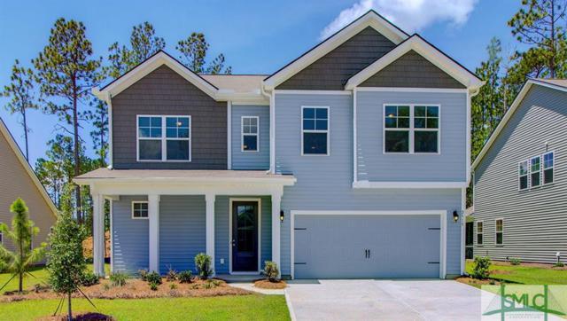 111 Bushwood Drive, Pooler, GA 31322 (MLS #205333) :: Liza DiMarco