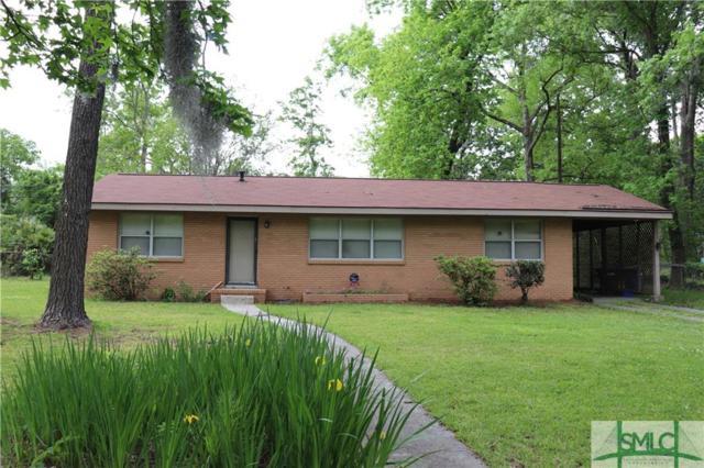 701 Bonnybridge Road, Port Wentworth, GA 31407 (MLS #205401) :: The Arlow Real Estate Group