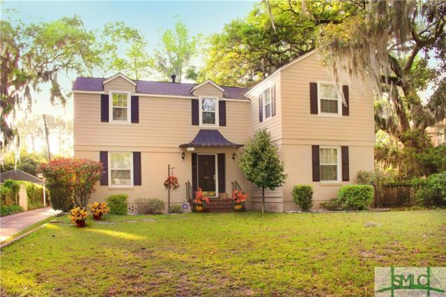 911 Goebel Avenue, Savannah, GA 31404 (MLS #205417) :: Coastal Savannah Homes