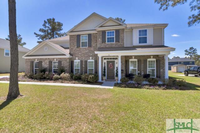74 Timberland Circle, Richmond Hill, GA 31324 (MLS #205440) :: Coastal Savannah Homes