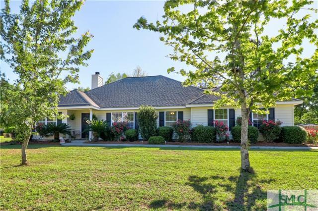 110 Tupelo Drive, Rincon, GA 31326 (MLS #205447) :: The Randy Bocook Real Estate Team