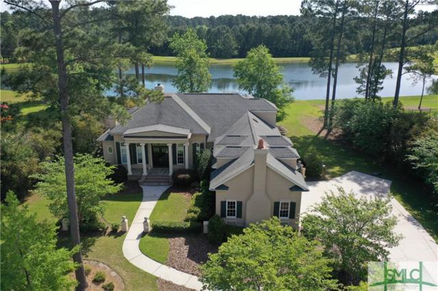 106 Grand View Drive, Pooler, GA 31322 (MLS #205469) :: McIntosh Realty Team