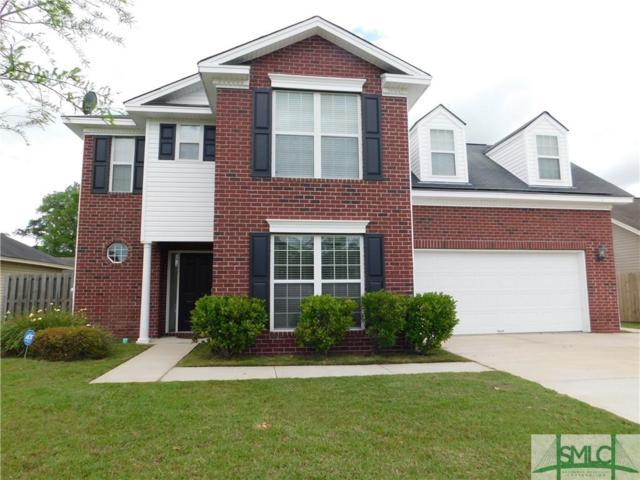 23 Salt Landing Way, Savannah, GA 31405 (MLS #205743) :: The Arlow Real Estate Group