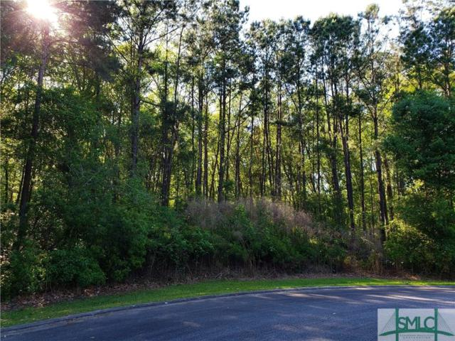 120 Cedar Point Drive, Savannah, GA 31405 (MLS #205816) :: The Arlow Real Estate Group