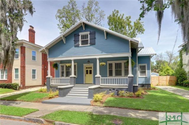 628 E 40th Street, Savannah, GA 31401 (MLS #205822) :: The Arlow Real Estate Group