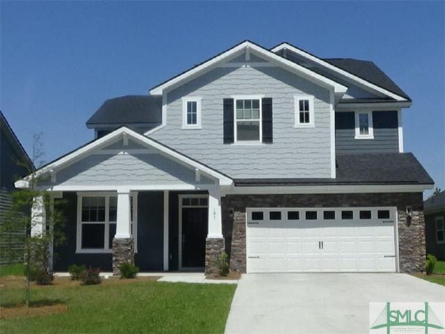 197 Martello Road, Pooler, GA 31322 (MLS #205935) :: The Arlow Real Estate Group