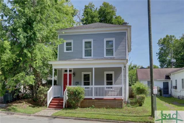 506 E 31St Street, Savannah, GA 31401 (MLS #205937) :: Teresa Cowart Team