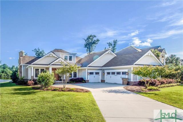 1 Enclave Circle, Savannah, GA 31419 (MLS #206166) :: The Randy Bocook Real Estate Team