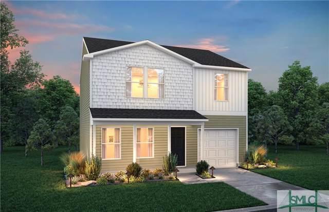 219 Water Oak Way, Garden City, GA 31408 (MLS #206379) :: Keller Williams Coastal Area Partners