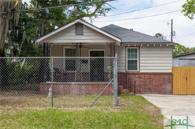 2106 Bolling Street, Savannah, GA 31404 (MLS #206450) :: Coastal Savannah Homes