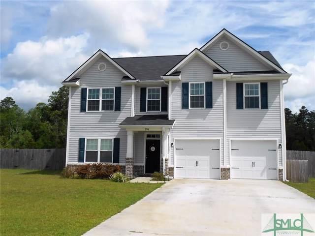 994 Mustang Lane NE, Ludowici, GA 31316 (MLS #206658) :: The Randy Bocook Real Estate Team