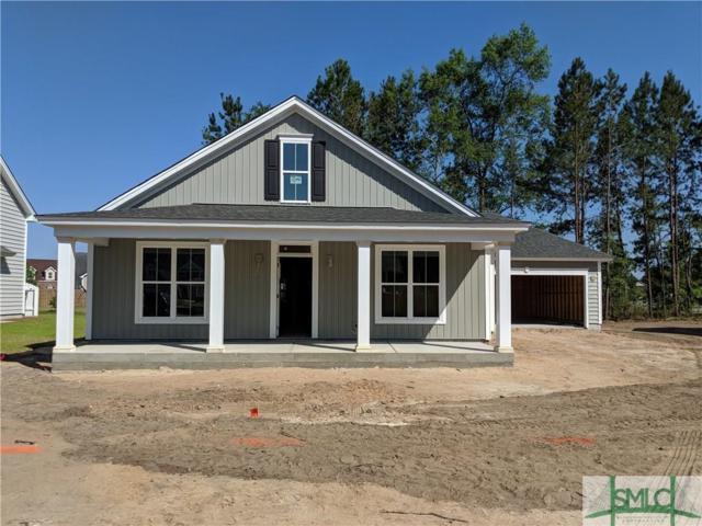 58 Harvest Moon Drive, Savannah, GA 31405 (MLS #206681) :: McIntosh Realty Team