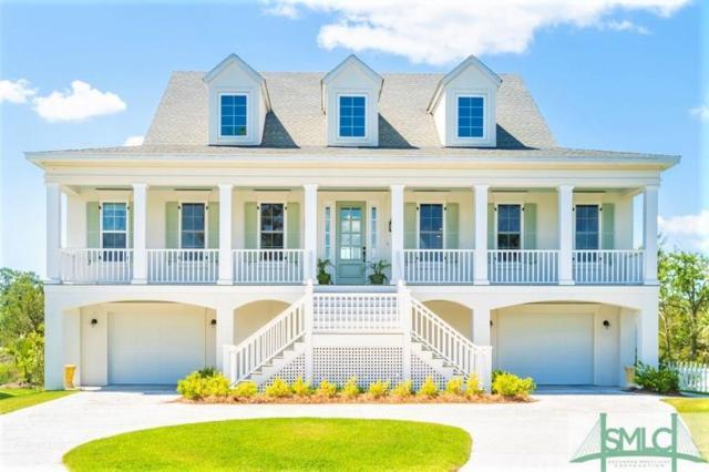 21 Sapphire Island Road, Savannah, GA 31410 (MLS #206734) :: Liza DiMarco