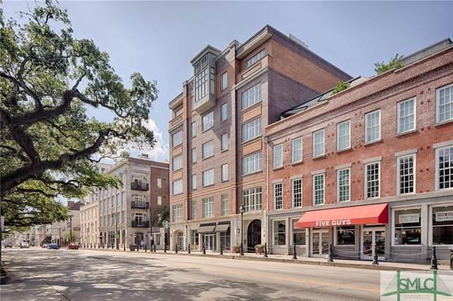 165 W Bay Street #401, Savannah, GA 31401 (MLS #206930) :: Teresa Cowart Team