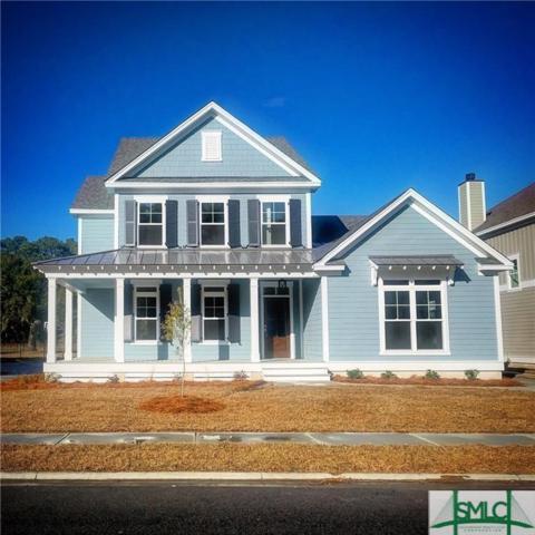 124 Bluffside Circle, Savannah, GA 31404 (MLS #207017) :: Keller Williams Coastal Area Partners