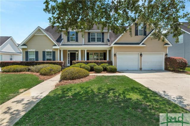 111 Southernland Drive, Pooler, GA 31322 (MLS #207115) :: The Sheila Doney Team