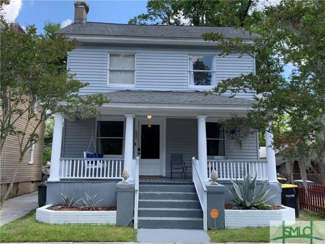632 E 38th Street, Savannah, GA 31401 (MLS #207118) :: Teresa Cowart Team