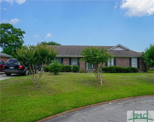 104 Forestay Court, Savannah, GA 31410 (MLS #207129) :: Liza DiMarco