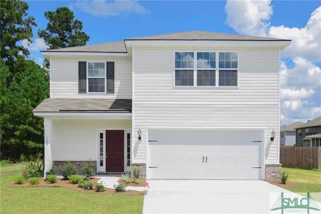 140 Clover Pointe Circle, Guyton, GA 31312 (MLS #207314) :: The Arlow Real Estate Group