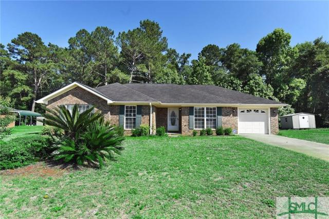 329 Stephanie Drive, Allenhurst, GA 31301 (MLS #207357) :: Coastal Savannah Homes