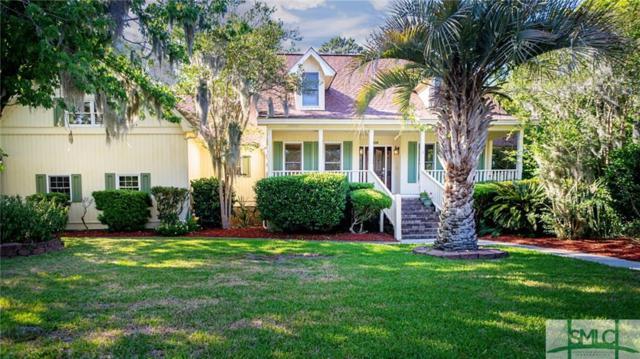 110 N Sheftall Circle, Savannah, GA 31410 (MLS #207426) :: The Sheila Doney Team