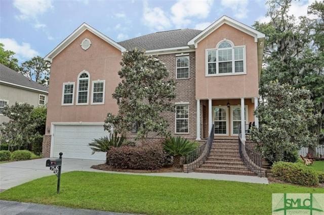 12 Dockside Drive, Savannah, GA 31410 (MLS #207484) :: The Randy Bocook Real Estate Team