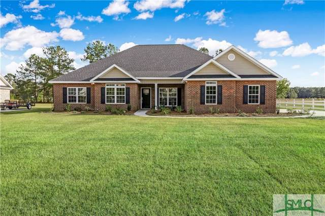 100 Heritage Drive, Guyton, GA 31312 (MLS #207501) :: The Arlow Real Estate Group