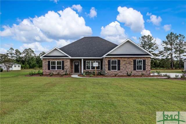 104 Heritage Drive, Guyton, GA 31312 (MLS #207505) :: The Arlow Real Estate Group