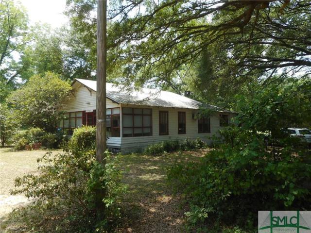 1367 Ml Miller Road, Brooklet, GA 30415 (MLS #207624) :: Teresa Cowart Team