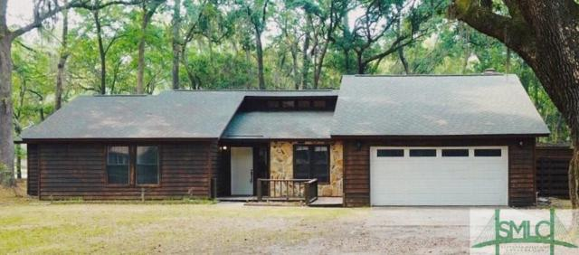 234 Lake Shore Drive, Midway, GA 31320 (MLS #207696) :: Keller Williams Coastal Area Partners