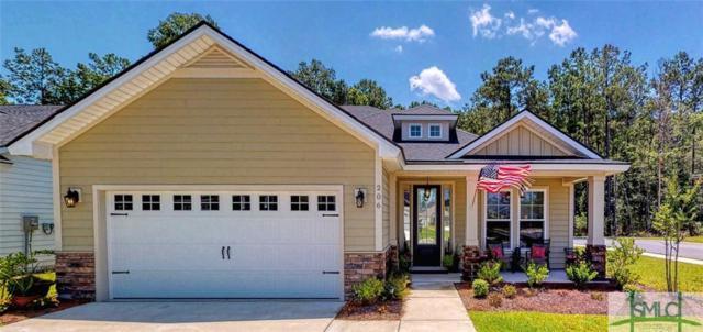 206 Martello Road, Pooler, GA 31322 (MLS #207820) :: The Randy Bocook Real Estate Team