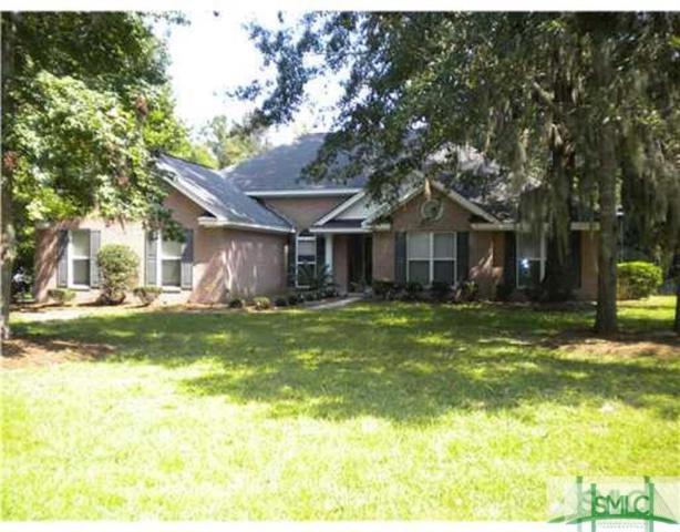 561 Laurenburg Drive, Richmond Hill, GA 31324 (MLS #207846) :: Keller Williams Coastal Area Partners