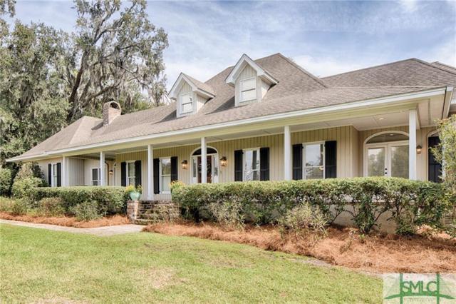 7 Lyman Hall Road, Savannah, GA 31410 (MLS #207881) :: Liza DiMarco