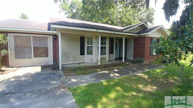 14 Tammys Circle, Pooler, GA 31322 (MLS #207932) :: Coastal Savannah Homes