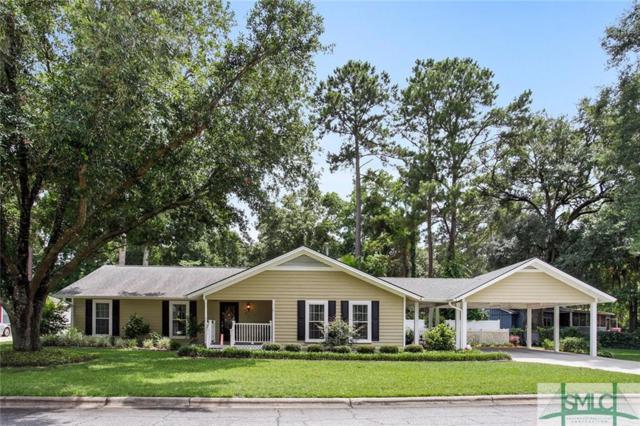 105 Blue Heron Drive, Savannah, GA 31410 (MLS #208025) :: McIntosh Realty Team
