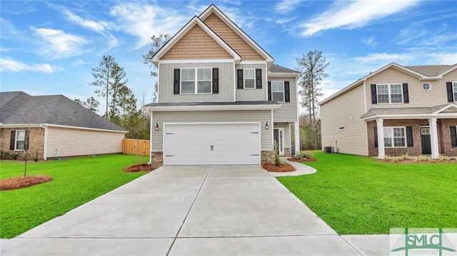 331 Coconut Drive, Bloomingdale, GA 31302 (MLS #208055) :: Keller Williams Realty-CAP