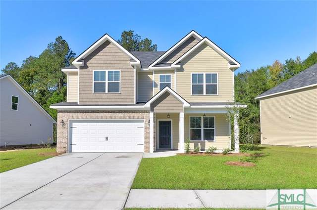303 Coconut Drive, Bloomingdale, GA 31302 (MLS #208072) :: Teresa Cowart Team