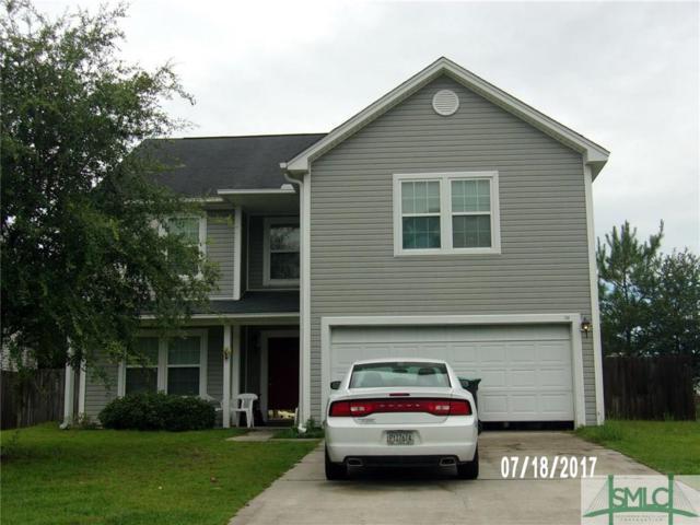 134 Wax Myrtle Court, Savannah, GA 31419 (MLS #208121) :: McIntosh Realty Team
